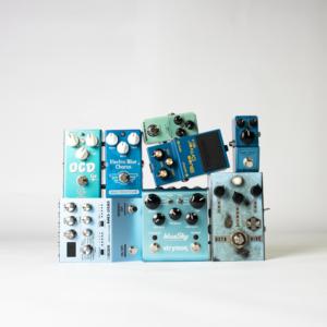 Effektpedale - Elektronik