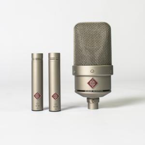Kondensator-Mikrofone
